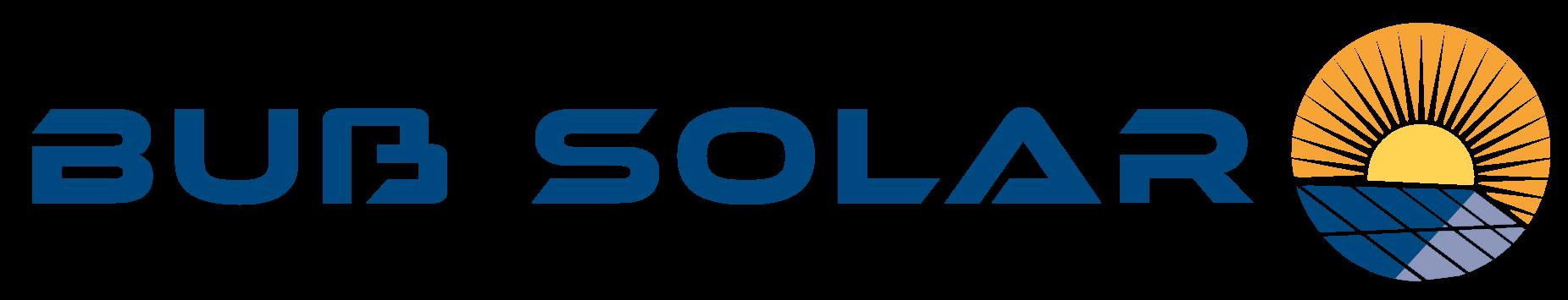 Buß Solar Logo retina